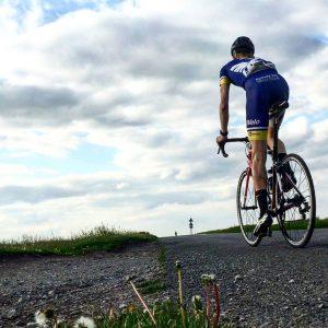 Cycle triathlon